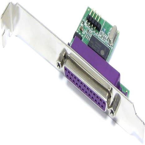 BeMatik - Adaptador USB a puerto paralelo de tipo tarjeta interna ...