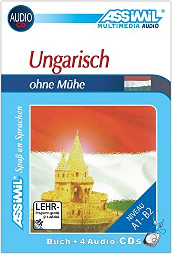 Assimil Pack Ungarisch Ohne Muhe - Book plus 4 CD's (Hungarian Edition) (Hungarian Language Assimil)