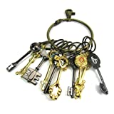 Skycostume Fairy Tail Collection Set of 18 Golden Zodiac Keys Review