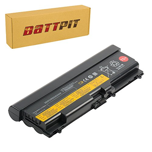 Battpit™ Laptop / Notebook Battery Replacement for Lenovo ThinkPad L530 2481-4XG (6600 mAh / 71Wh)