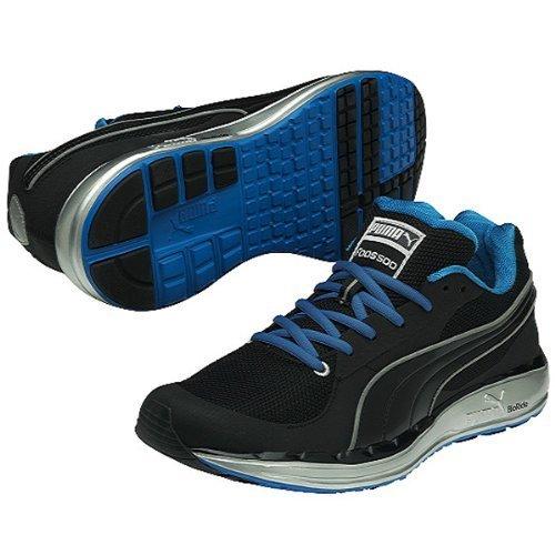 Puma Men Faas 500 / 185160 14 Farbe: Black/Puma-Silver/Blue