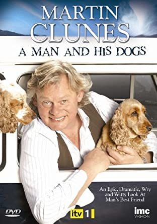 A Man And His Dog >> Amazon Com Martin Clunes A Man And His Dogs Region 2 Martin