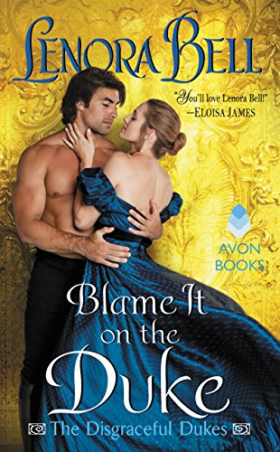 book cover of Blame It on the Duke