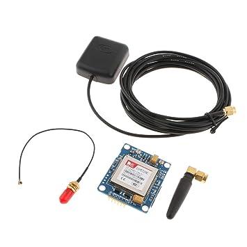 SM SunniMix SIM5320E 3G Módulo GSM GPRS Junta de Desarrollo GPS para Arduino Raspberry Pi