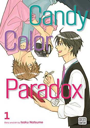 Pdf Comics Candy Color Paradox, Vol. 1 (Yaoi Manga)
