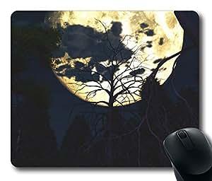 Big Moon 3 Mouse Pad Desktop Laptop Mousepads Comfortable Office Mouse Pad Mat Cute Gaming Mouse Pad