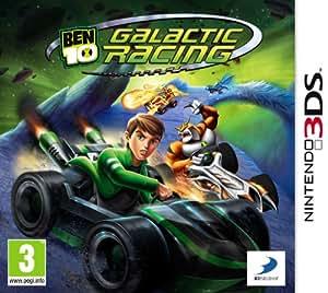 Ben 10: Galactic Racing (Nintendo 3DS) [Importación inglesa]