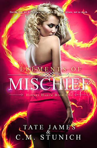 Elements of Mischief (Hijinks Harem Book 1) cover