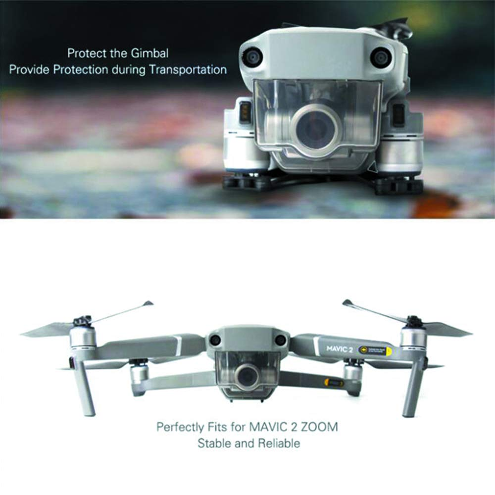 Lens Cover Accessories Gimbal Lock Camera Guard Protector Mavic 2 Zoom