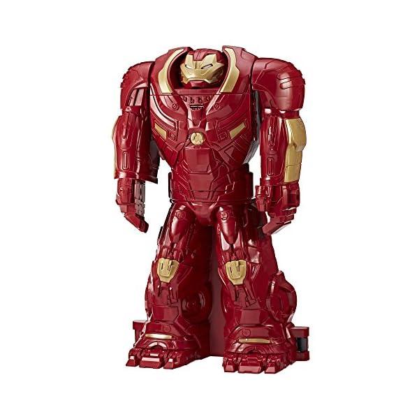 """Marvel Avengers HULKBUSTER 6/"""" Figure Stone Hero Vision Avengers Infinity War"""