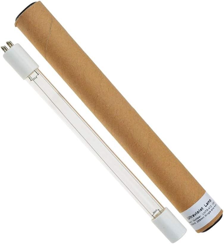 GRASSAIR Filtre /à Eau st/érilisateur Lampe UV Filtre de st/érilisateur d/édi/é pour Le Traitement de leau,4W