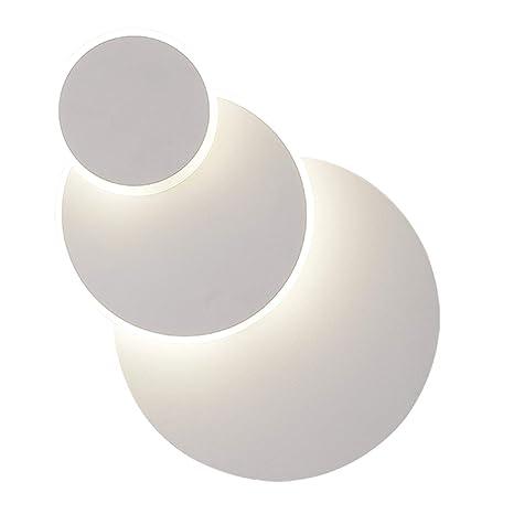 Lit Applique Solide Eclipse Salon De Protection Interieur Allée Chrome Lampe Creative Simple Tête Chambre En 1 Led Murale Balcon 3 Moderne vO0mN8nw