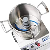 FonChef 550W Stainless Steel Commercial Grade
