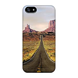 Iphone 5/5s Case Cover Skin : Premium High Quality Route 163 Case by lolosakes