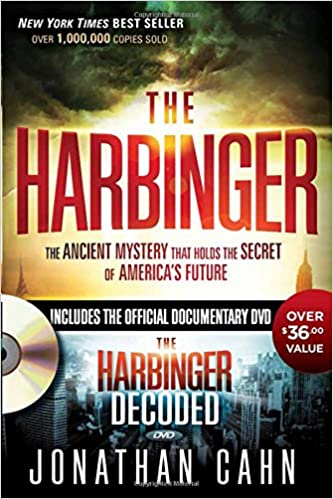 The harbinger the harbinger decoded dvd jonathan cahn the harbinger the harbinger decoded dvd jonathan cahn 9781621366249 amazon books malvernweather Image collections