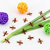 Halloween Supplies April Fool's Day Trick Toy Wacky Simulation Ants