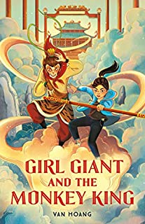 Book Cover: Girl Giant and the Monkey King