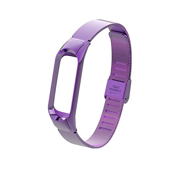 Amazon.com: Cathy Clara Smart Watches Band for Xiaomi Mi Band 3 ...