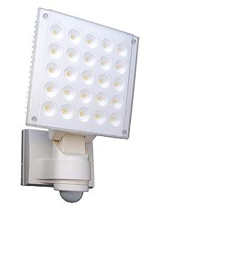 Amazing Proventa   Design LED Strahler Mit Bewegungmelder   Kraftvolle Außenleuchte  In Weiß, Leistung W: