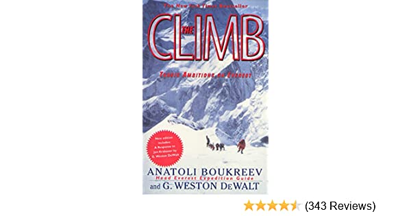 Download boukreev climb the anatoli ebook