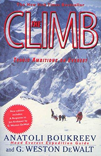 The Climb Anatoli Boukreev Ebook