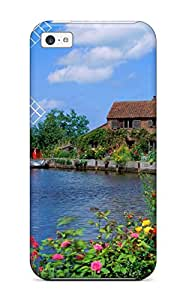 Amanda W. Malone's Shop New Style New Arrival Hunsett Mill Norfolk England For Iphone 5c Case Cover