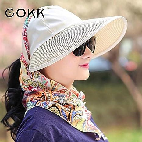 c7c86778 Cyril Anti-uv Wide Brim Foldable Women Hat: Amazon.in: Electronics
