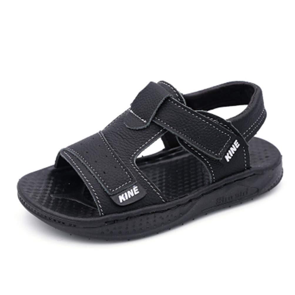 6dfac51933d7d Boys FS65a1624zxc Boy Summer Beach Children Shoes Baby Boy Sandals Soft  Boys Sandals,WineRed,9