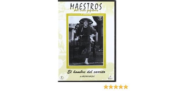 El Hombre Del Carrito [DVD]: Amazon.es: Hiroshi Inagaki: Cine y Series TV