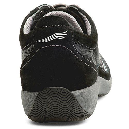 White Helen Suede Dansko Sneakers Women's Black q6IznpAw