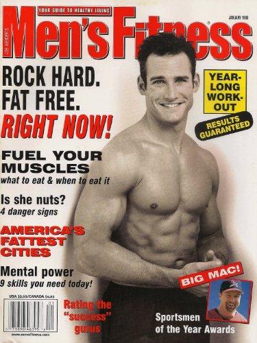(Men's Fitness Magazine - January 1999 -