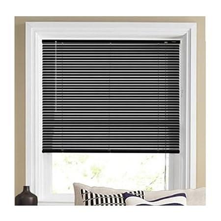 easy to clean blinds quality easy clean pvc venetian blinds in black width 165cm drop 150cm
