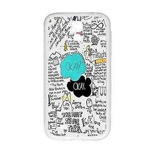 okay? okay. Phone Case for Samsung Galaxy S4 Case by runtopwell