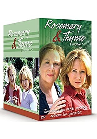 rosemary and thyme dvd box set