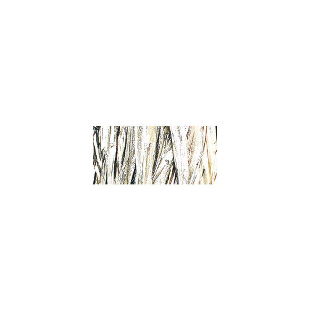 B/ündel 25 g silber Rayher 5215022 Naturbast