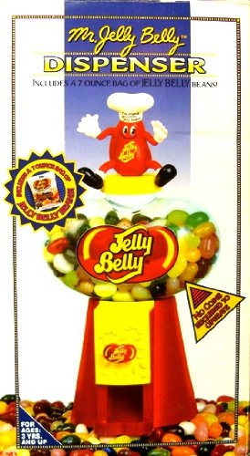 Jelly Belly Mr Jelly Belly Candy Dispenser