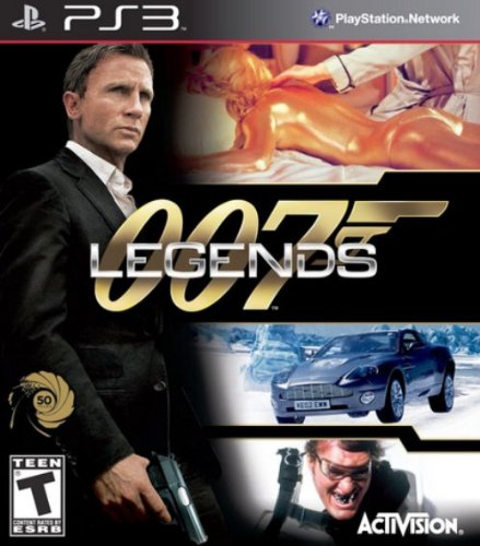 Amazon price history for 007 Legends (PS3)
