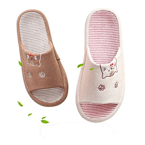 Moxeay-Knitted-Cartoon-Household-TPR-Non-slip-Indoor-Slippers
