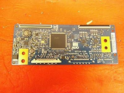 Rca Led42c45rq 42t24-c08 T420hvd01.0 T-con Board