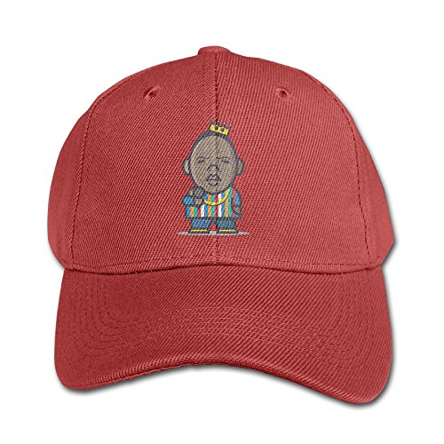 JXMD Youth Notorious Fishing Caps Red