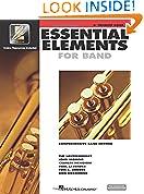 #5: Essential Elements 2000 Trumpet, Book 2 B flat