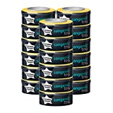 Diaper pail refills for the diaper trash can by Tommee Tippee. (18 Pack)