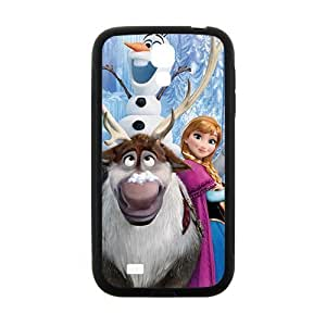 Charming Frozen girl Cell Phone Case for Samsung Galaxy S4