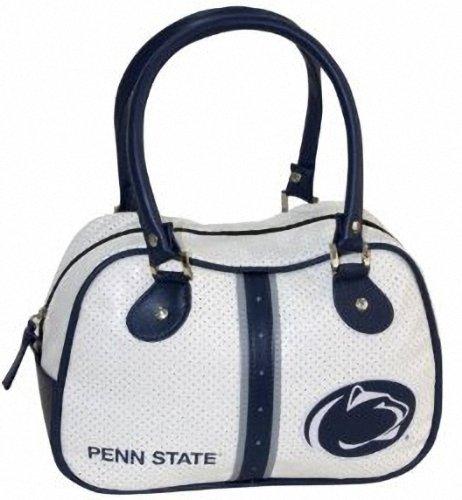 Concept One Penn State Nittany Lions Handbag Retro Bowler Design Ethel - Penn State Nittany Lions Handbag