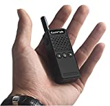 Mini FRS GMRS Walkie Talkie EasyTalk ET-M3 16 channel UHF 400-520MHz Two Way