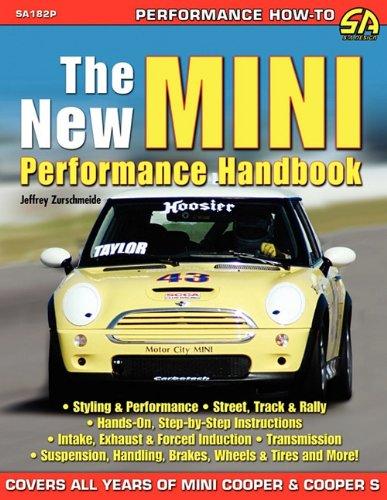 The new mini performance handbook jeffrey zurschmeide the new mini performance handbook jeffrey zurschmeide 9781613250228 amazon books sciox Choice Image