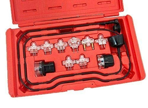 (Power Tool Parts) 10pc Electronic Fuel Injection And Signal Noid Lite Tester Light test set