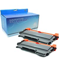 Teland Compatible Toner Cartridge Replacement for Brother TN450 TN420 TN-450 TN-420 to use with HL-2270DW HL-2280DW HL…
