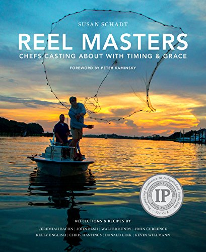 Reel Masters: Chefs Casting about with Timing and Grace (Donald Links)