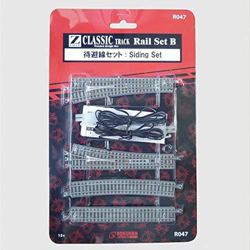 Rokuhan Z Scale R047 Rail Set B Siding Set